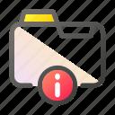 data, document, file management, folder, info