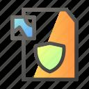 data, document, file management, image, protection