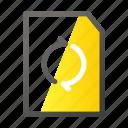 data, document, file, file management, sync