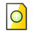data, document, file, file management, upload