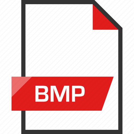 bmp, document, extension, file, name icon
