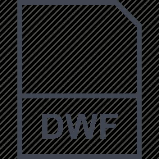 dwf, extension, file icon