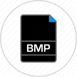 bmp, extension, file, name icon
