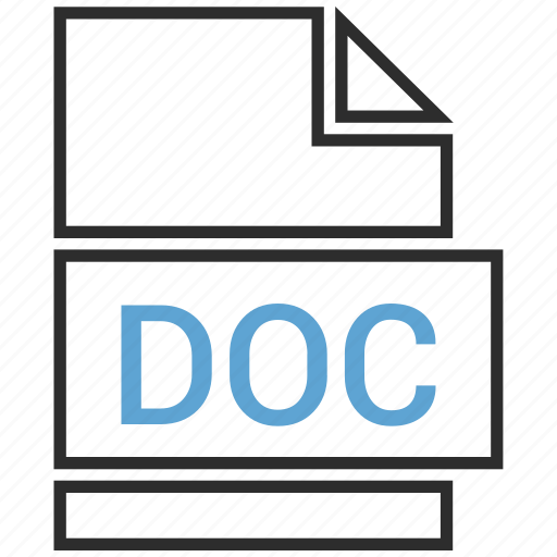 doc, microsoft word document icon