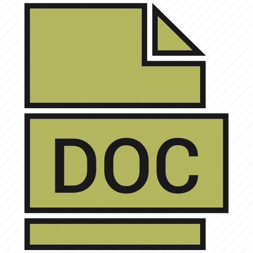 Microsoft Word Document Icon