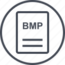 bmp, extension, file, page icon