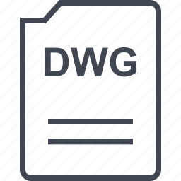 doc, document, dwg, page icon
