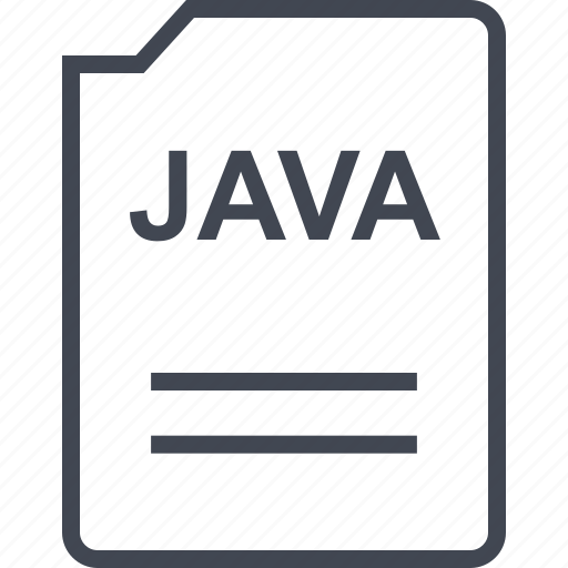 file, java, name, page icon