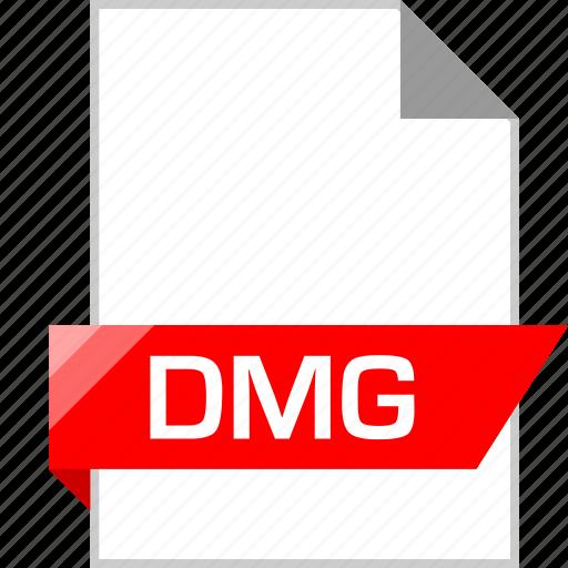 dmg, ext, page icon