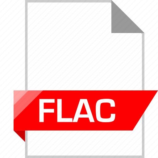 ext, flac, page icon