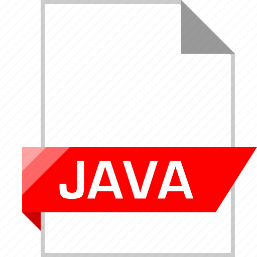 ext, java, page icon