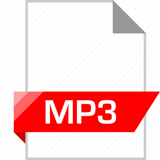 ext, mp3, page icon
