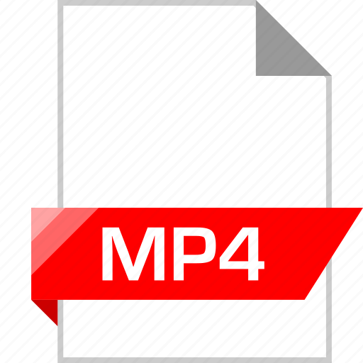 ext, mp4, music, page icon