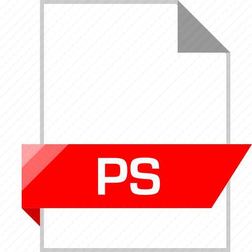 ext, page, ps icon