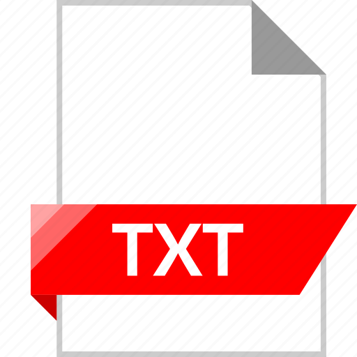 ext, page, text, txt icon