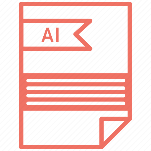 Ai, contract, cv, file, resume icon - Download on Iconfinder