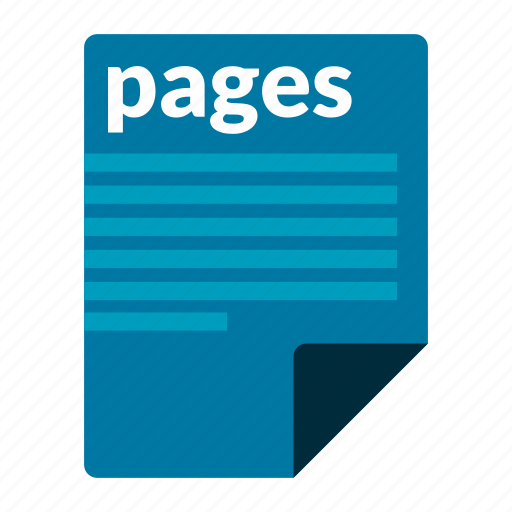 document, file, format, pages icon