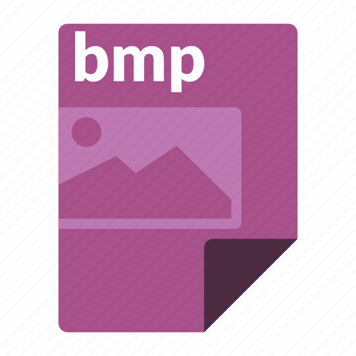 bmp, file, format, image, media icon