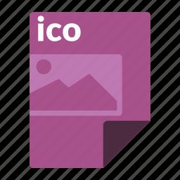 file, format, ico, image, media icon