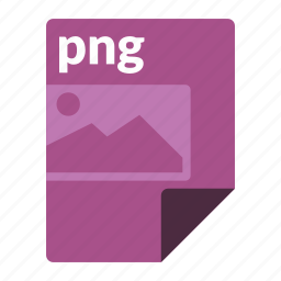 file, format, image, media icon