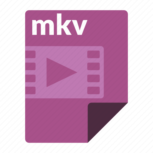 file, format, media, mkv, video icon