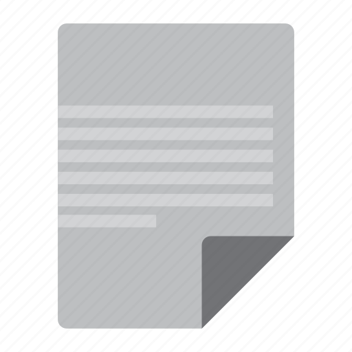 file, format, plain, text, unknown icon