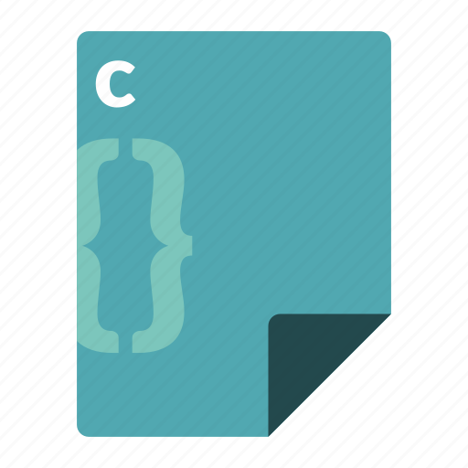c, code, file, format, language, programming icon