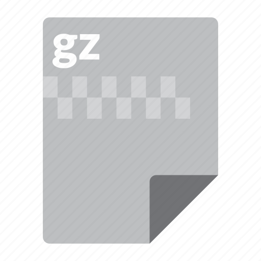 archive, compressed, file, format, gz icon