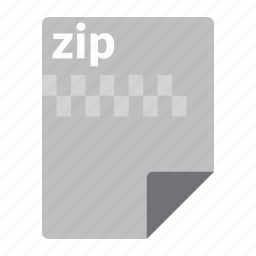 archive, compressed, file, format, zip icon