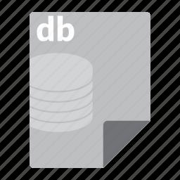 database, db, file, format, sqlite icon