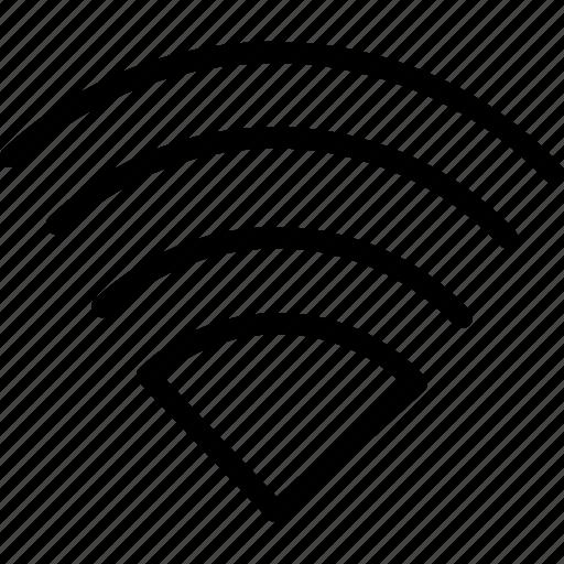 connection, cordless, wifi, wireless icon