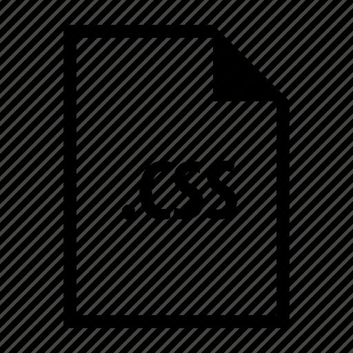 css, design, development, extension icon