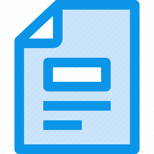 archive, business, document, file, paper icon