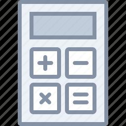 accounting, business, calculator, math icon