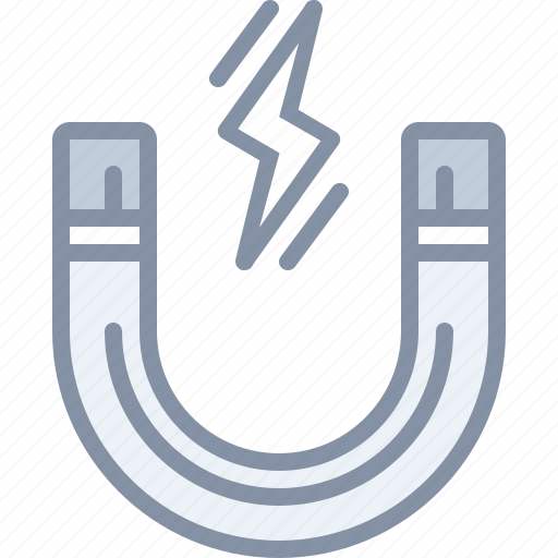 attract, business, customers, energy, magnet icon