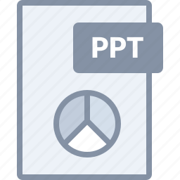 document, file, paper, powerpoint, ppt, presentation icon