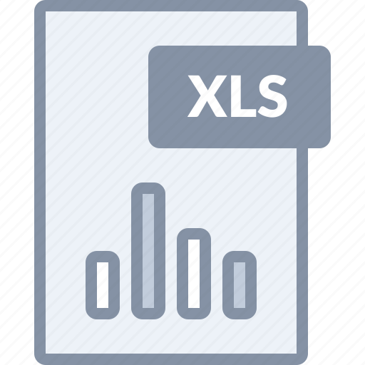document, excel, file, paper, statistics, xls icon