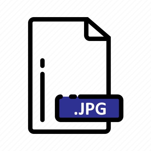 Document, extension, file, format, jpg icon - Download on Iconfinder