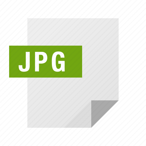document, file, filetype, jpg icon