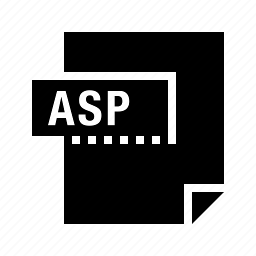asp, document, file, filetype icon