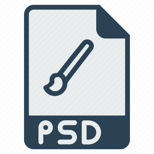 document, editing, file, format, photoshop, picture, psd icon