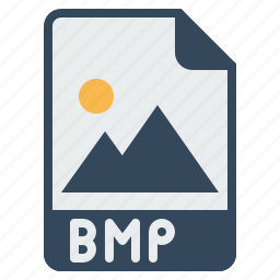 bitmap, bmp, document, extension, file, format, image icon