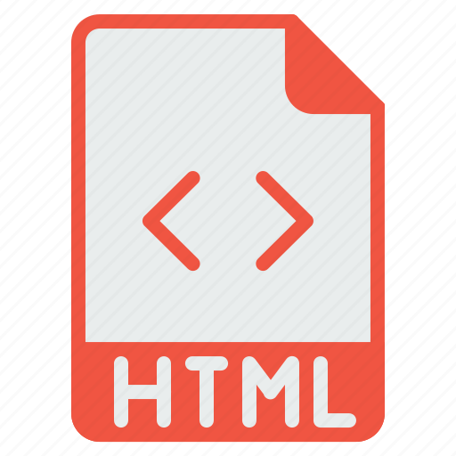 design, extension, file, filetype, html, programming, web icon