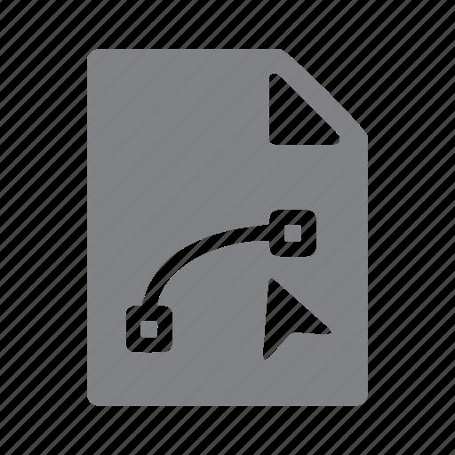file, filetype, format icon