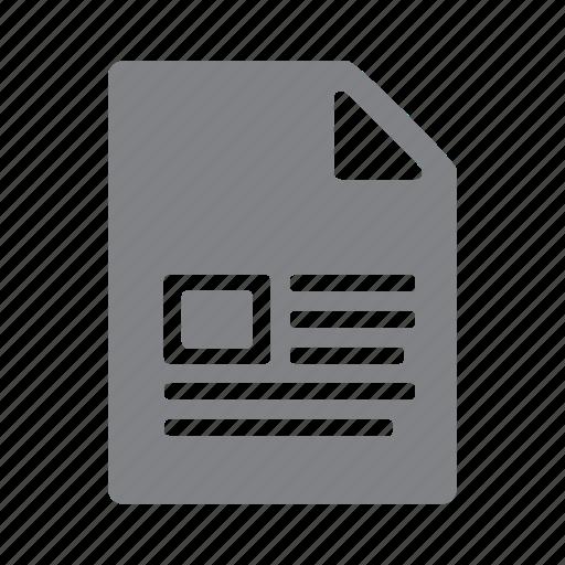 file, filetype, format, pdf, rtf icon