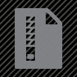 archive, file, filetype, format, rar, zip icon