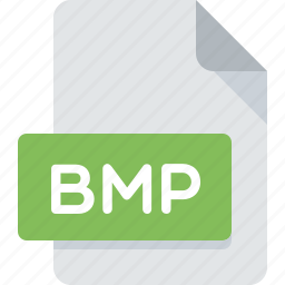 bmp, document, extension, file, image, type icon
