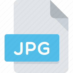 document, extension, file, image, jpg, type icon