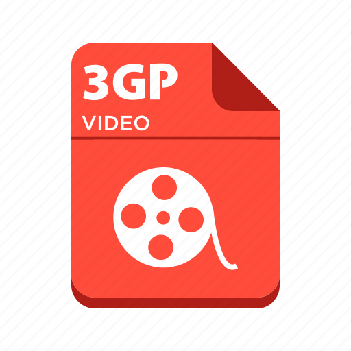 file, types, video file icon