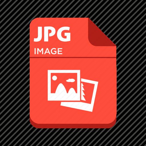 file, image file, jpeg, jpg, types icon